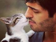 Bạn trẻ - Cuộc sống - Điểm chung bất ngờ giữa đàn ông và những chú mèo