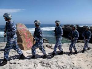 Thế giới - TQ tiếp tục bồi đắp đảo ở Biển Đông, thách thức Mỹ