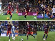 """Bóng đá - Hụt ăn ba, Barca tính """"thay máu"""" gần hết hàng thủ"""