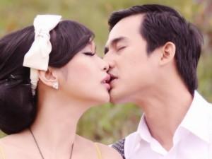 Ca nhạc - MTV - Lê Kiều Như giấu chồng khi hôn Lương Thế Thành