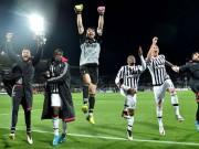 Bóng đá - SAO Juventus vẽ kiệt tác mừng Scudetto vòng 35 Serie A