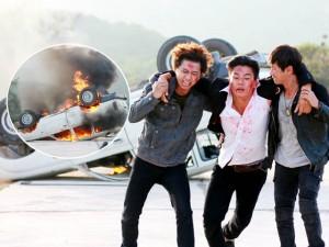 Phim - Lý Hải đốt xe 2 tỷ vì phim hành động