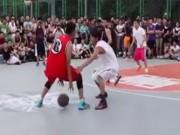 """Thể thao - """"Son Goku"""" chơi bóng rổ làm khán giả choáng váng"""