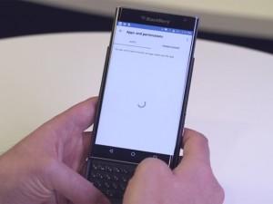 Phần mềm ngoại - BlackBerry Priv được nâng cấp lên Android 6.0