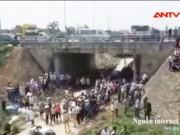 Video An ninh - Bắt khẩn cấp kẻ gây án mạng trên Đại lộ Thăng Long