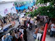 """Du lịch - Cận cảnh khu chợ ăn chơi có """"1-0-2"""" tại Sài Gòn"""