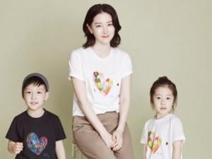 """Phim - Fan """"phát sốt"""" với loạt ảnh của 3 mẹ con Lee Young Ae"""