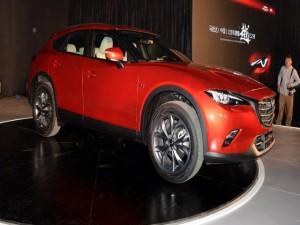Ô tô - Xe máy - Cận cảnh mẫu xế Mazda CX-4 hoàn toàn mới
