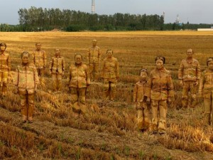 """Thế giới - Chàng họa sĩ có khả năng """"tàng hình"""" ở Trung Quốc"""