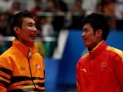 Thể thao - Kinh điển cầu lông: Lin Dan đại chiến Lee Chong Wei