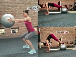 Làm đẹp mỗi ngày - Học Ngô Thanh Vân 5 bài tập gym giúp trẻ hơn 10 tuổi