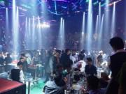 An ninh Xã hội - TP HCM: Đột kích quán bar cho khách sử dụng ma túy