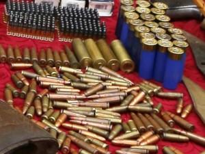 Trọng án - Cận cảnh kho vũ khí của trùm ma túy bắn trả cảnh sát