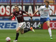 """Bóng đá - Milan - Frosinone: """"Siêu dự bị"""" giải cứu"""