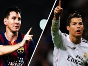 """Bóng đá - Ronaldo, Messi & những """"ông Vua"""" mạng xã hội"""