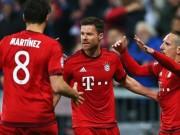 Bóng đá - Bị loại, Bayern vẫn san bằng kỉ lục của MU ở cúp C1