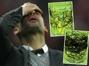 Bóng đá - Bayern bị loại: Pep và chu kỳ cuối của tiki-taka
