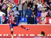 """Bóng đá - Tuyệt tác của """"Người hùng 40 giây"""" Griezmann vòng 36 Liga"""