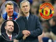 """Bóng đá Ngoại hạng Anh - MU bất ngờ khuyên Mourinho tới Trung Quốc """"cày tiền"""""""