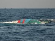 Video An ninh - Tàu cá bị đâm chìm, 34 ngư dân ngâm mình dưới biển
