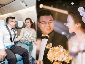 """Bạn trẻ - Cuộc sống - Chú rể Sài thành rước dâu bằng máy bay gây """"sốc"""""""