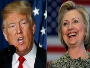Thế giới - Mỹ: Tổng thống nữ đầu tiên, hay tổng thống có sòng bạc?