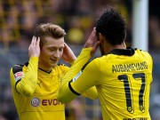 Bóng đá - Song tấu Dortmund ghi bàn đẹp nhất V32 Bundesliga