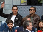 Bóng đá - Tin HOT tối 7/5: Ronaldo bị chê bất lịch sự