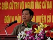 Tin tức trong ngày - Ông Đinh La Thăng đề nghị giám sát lời hứa của mình