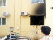 Tin tức trong ngày - Nổ lớn tại chung cư, hai vợ chồng tử vong