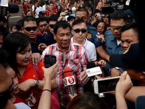 """Thế giới - Người """"hứa"""" diệt vạn tội phạm thành TT Philippines"""
