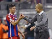 Bóng đá - Tin HOT tối 10/5: Pep dụ Lewandowski cùng đến Man City