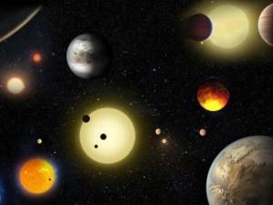 Thế giới - NASA phát hiện 550 hành tinh đất đá kiểu Trái Đất