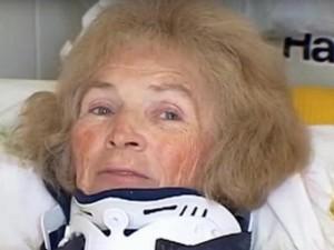 Thế giới - Cụ bà 70 tuổi hết mù lòa sau 21 năm nhờ một cú ngã