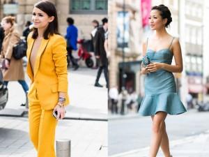 """Thời trang - Bí quyết tăng chiều cao nhờ ăn mặc cho nàng """"nấm lùn"""""""