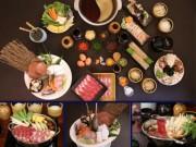 Ẩm thực - Thưởng thức 2 món lẩu lừng danh Nhật Bản