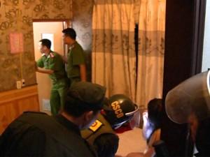An ninh Xã hội - Cuộc mật phục, đột kích động mại dâm ở Thái Bình