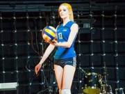 """Thể thao - """"Nữ thần"""" bóng chuyền kiêm siêu mẫu gây sốt"""