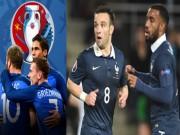 Bóng đá - Đội hình xem Euro 2016 của Pháp: Benzema, Zouma, Rabiot
