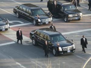 """Thế giới - Khám phá siêu xe """"Quái vật"""" sẽ chở Obama ở Việt Nam"""