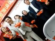 """Video An ninh - Clip: Màn """"chém gió"""" của đa cấp Thiên Ngọc Minh Uy"""