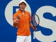"""Thể thao - Rome Masters ngày 5: Nishikori chặn đứng """"hiện tượng"""""""