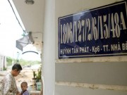 Tin tức trong ngày - Chính quyền lý giải về số nhà dài hơn số CMND
