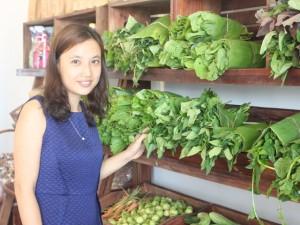 Bạn trẻ - Cuộc sống - Cô gái bỏ lương 50 triệu/ tháng, về quê trồng rau sạch