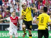 Bóng đá - Dortmund - FC Koln: Rượt đuổi hấp dẫn