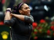 "Thể thao - Serena - Begu: Thuần phục ""ngựa ô"" (BK WTA Rome)"