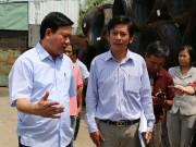 Tin tức trong ngày - Bí thư Đinh La Thăng truy chủ tịch xã về công ty gây ô nhiễm