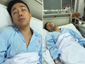 Phim - Trấn Thành bất ngờ nhập viện khiến fan hoang mang