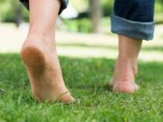 Sức khỏe đời sống - Chạy chân đất giúp tăng cường trí nhớ