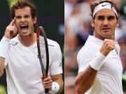 Thể thao - BXH tennis 16/5: Murray đòi lại số 2 từ Federer